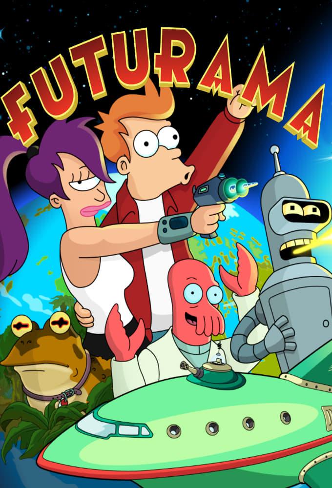 Futurama Serie Completa
